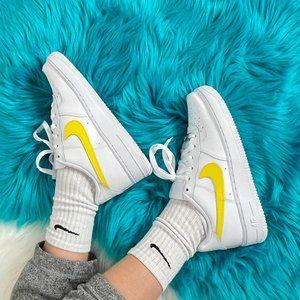 NWT Nike Custom Air Force 1s